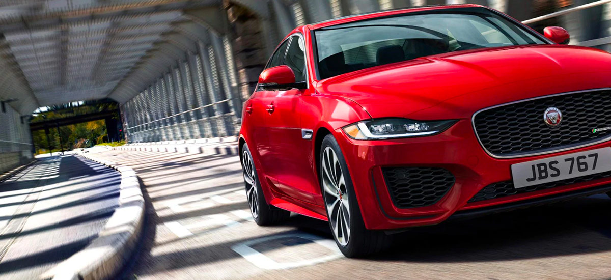 2019 Jaguar XE Specs & Performance Features