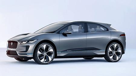 2017 Jaguar I-PACE Concept