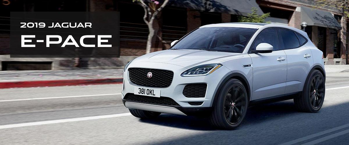 2019 Jaguar E-Pace: Changes, Specs, Price >> 2019 Jaguar E Pace Suv New Jaguar Sales Near Pittsburgh Pa