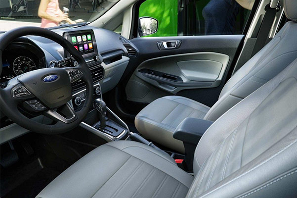 2018 Ford EcoSport Interior Features