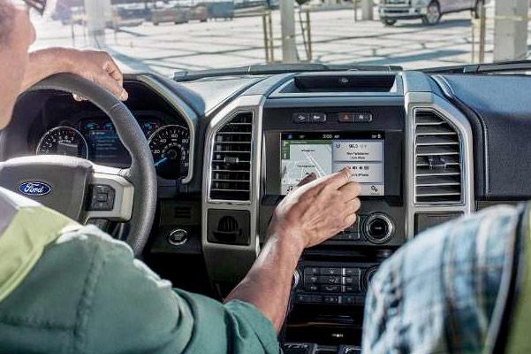 2018 Ford F-150 Interior & Exterior