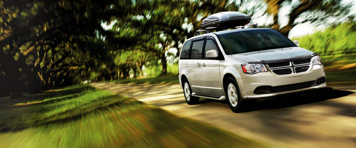 2019 Dodge Grand Caravan Specs & Performance
