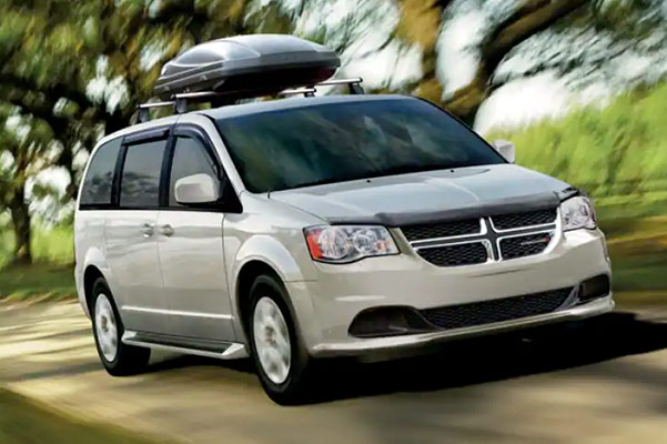 2019 Dodge Grand Caravan Engine Specs & Performance