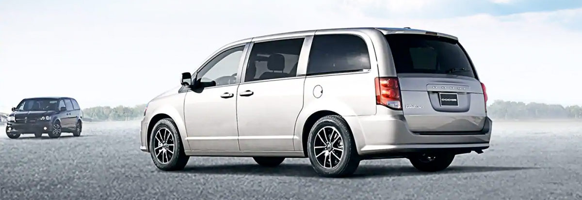 2019 Dodge Grand Caravan Safety Features