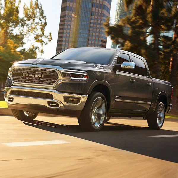 New 2018 & 2019 Ram trucks  2019 Ram 1500