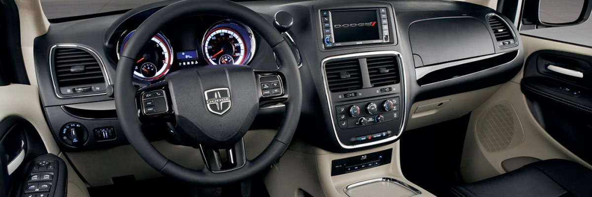 2018 Dodge Grand Caravan Interior Features