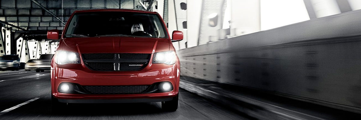 2018 Dodge Grand Caravan Performance Specs