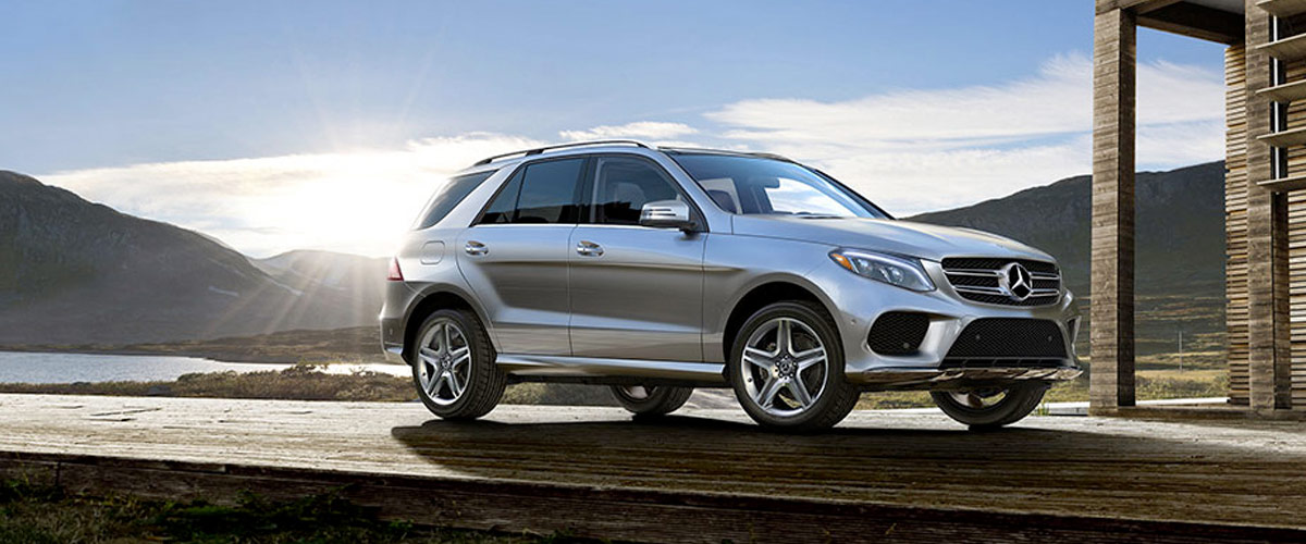 2018 Mercedes-Benz GLE header