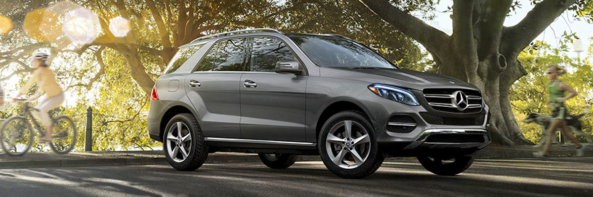 2018 Mercedes-Benz GLE Engine Specs & Safety Features: