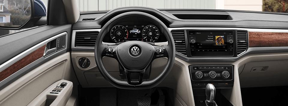 2018 Volkswagen Atlas - interior