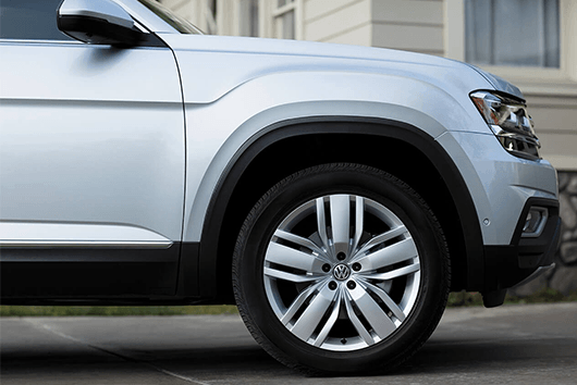 2018 Volkswagen Atlas - performance