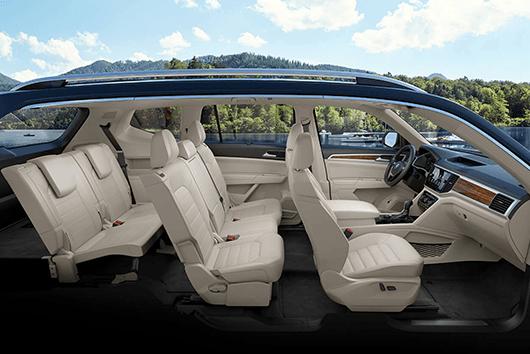 2018 Volkswagen Atlas - safty