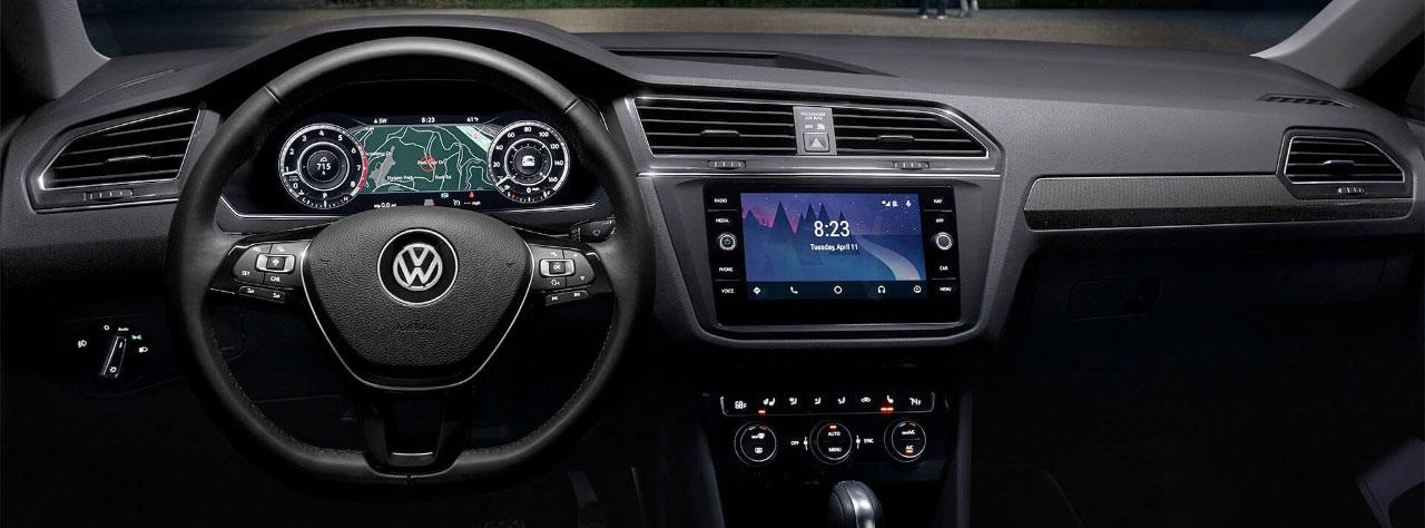 2018 Volkswagen Tiguan - interior