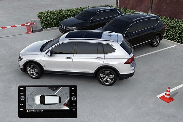2018 Volkswagen Tiguan - safty