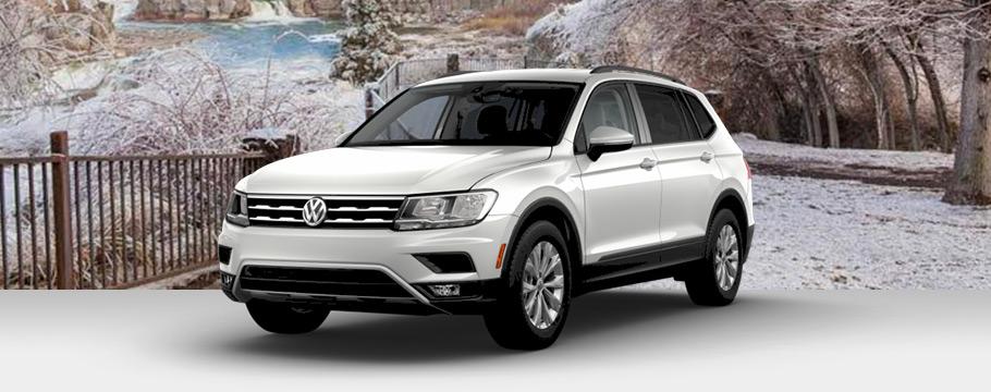 2018 Volkswagen Tiguan Special