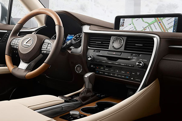 New 2019 Lexus ES 350 Interior & Technology