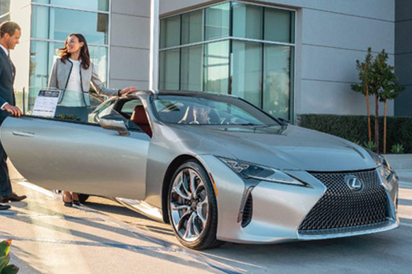 WHY BUY LEXUS PLUS