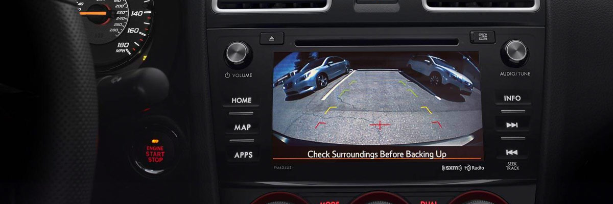 2018 Subaru WRX Safety Features