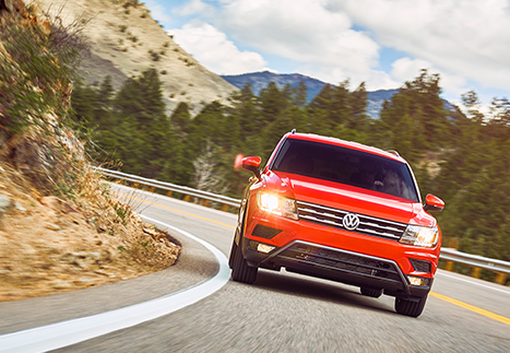 Buy a New 2018 Volkswagen Tiguan near Fishers, IN | New VW Sales