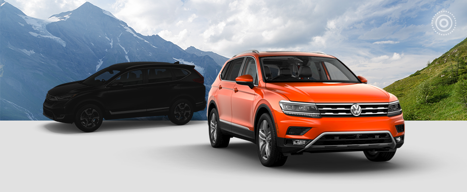 2018 Volkswagen Tiguan 2.0T S Vs The Competition
