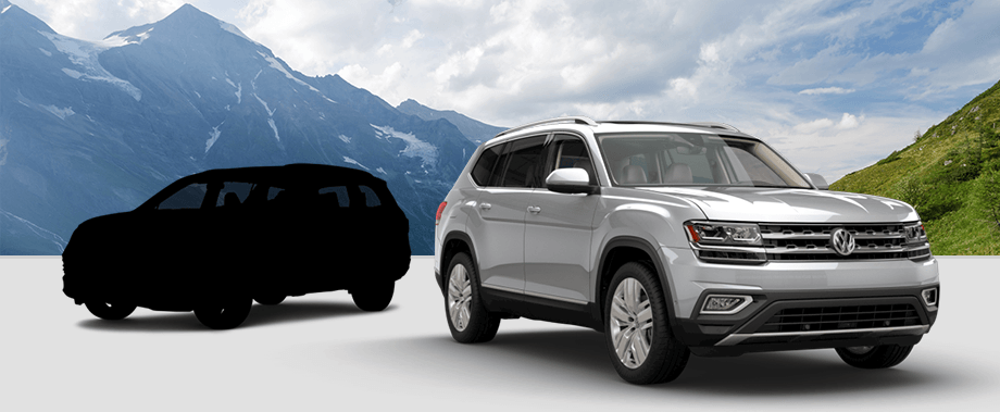 2018 Volkswagen Atlas Vs The Competition