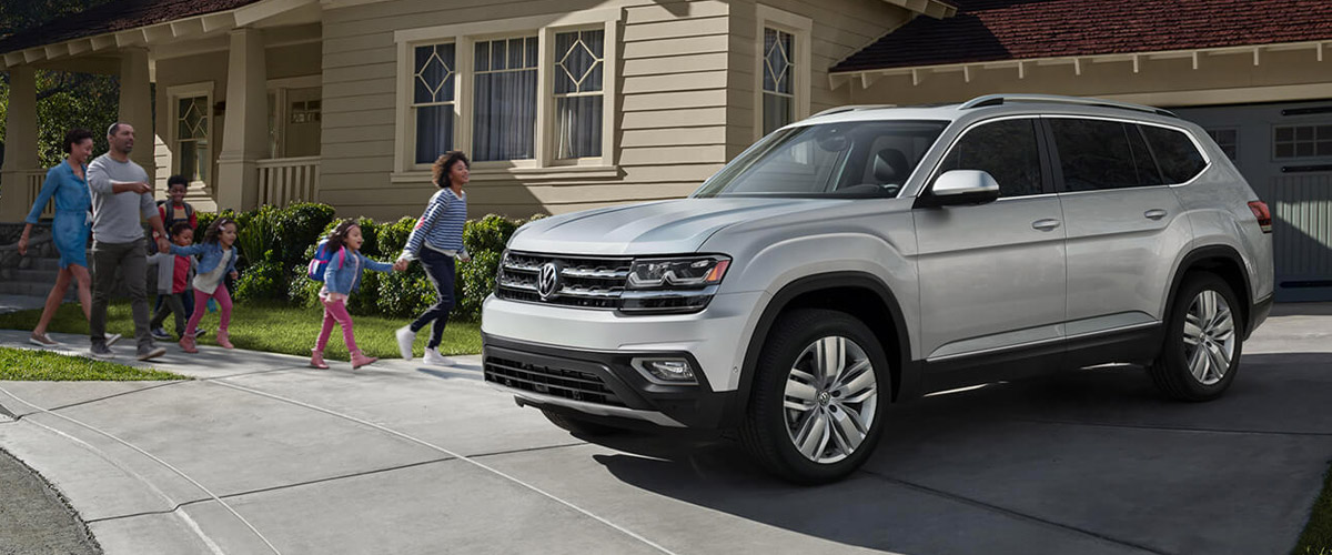 The New 2019 Volkswagen Atlas Header