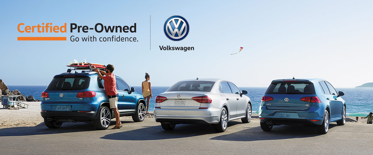 Why Buy Certified Pre-Owned at Tom Wood Volkswagen Noblesville Header