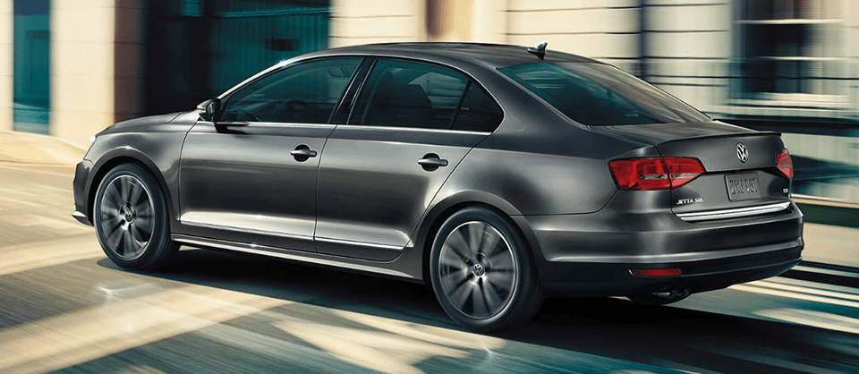 2018 Volkswagen Jetta in grey