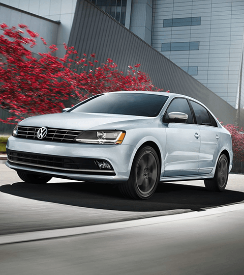 2018 Volkswagen Jetta in white