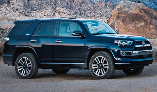 2017 Toyota 4Runner Limited