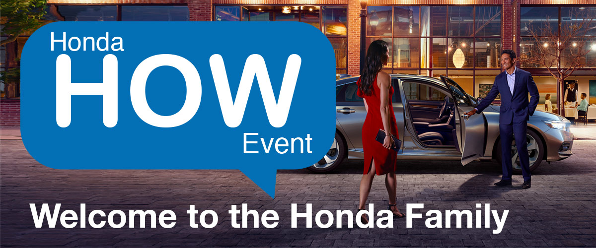 the honda how event header