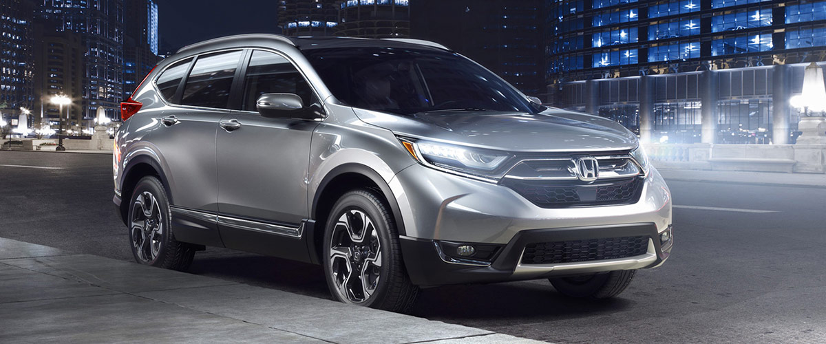 2018 Honda CR-V header