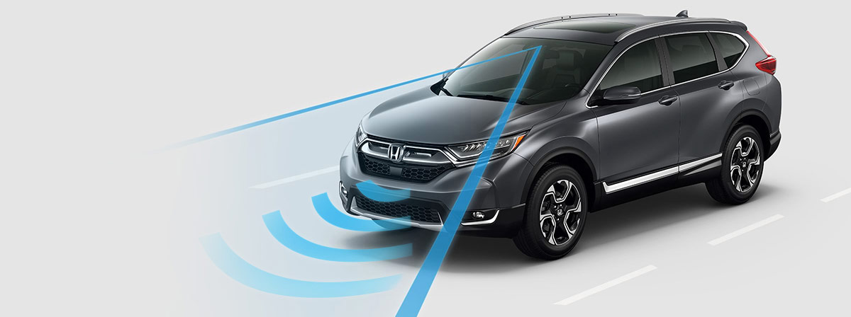 2018 Honda CR-V Safety Features