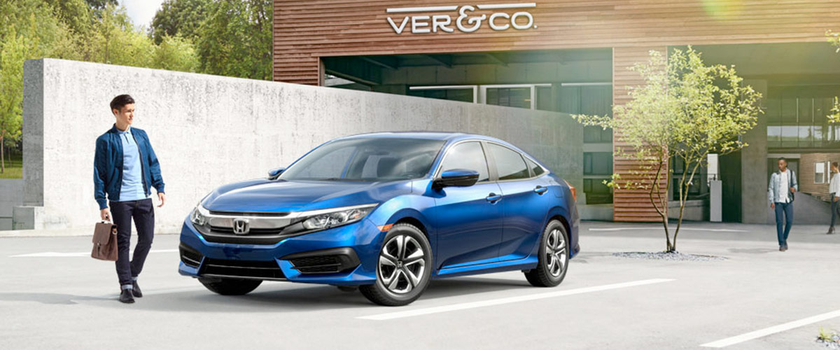 The 2018 Honda Civic header
