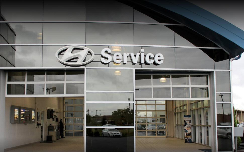 Hyundai Service Center In Perrysburg Oh