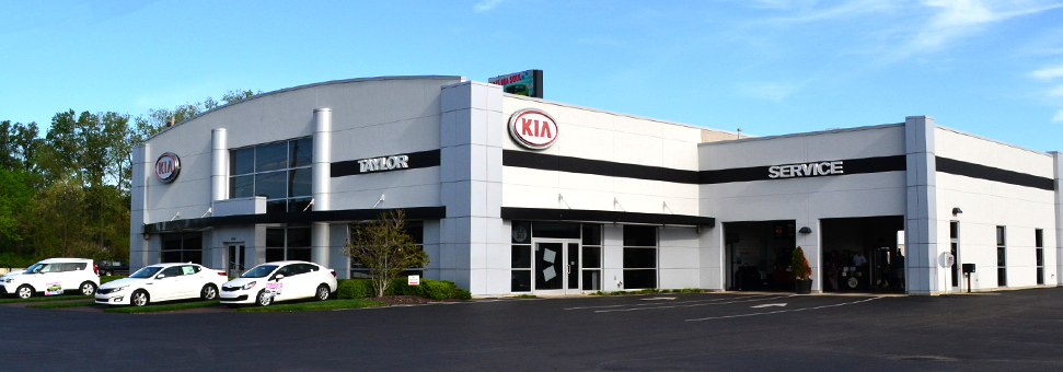 Why Service at Taylor Kia of Toledo