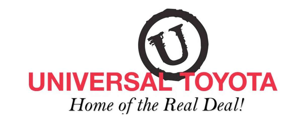 Universal Toyota, Home of the Real Deal
