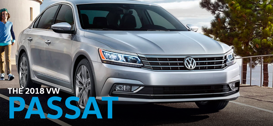New 2018 Volkswagen Passat near Reading, PA