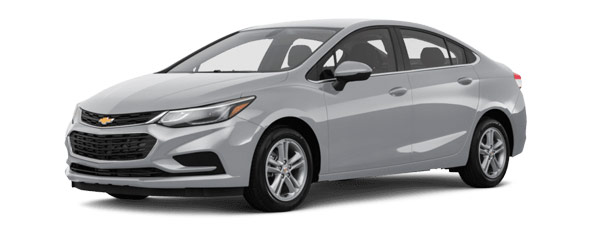 Compare the 2018 Chevrolet Cruze LS Manual 1.4 L