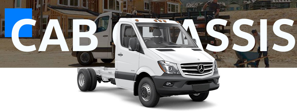 Mercedes-Benz Sprinter Cab Chassis