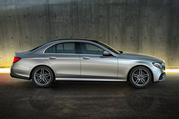 2019 Mercedes-Benz E-Class Specs & Safety