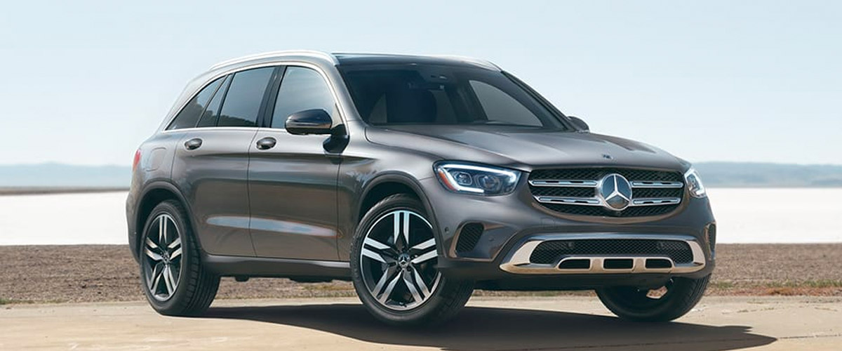 The 2020 GLC SUV header