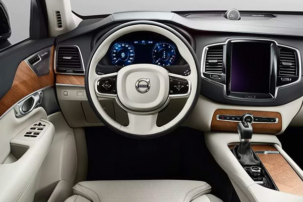 2019 Volvo XC90 Interior & Technology Features