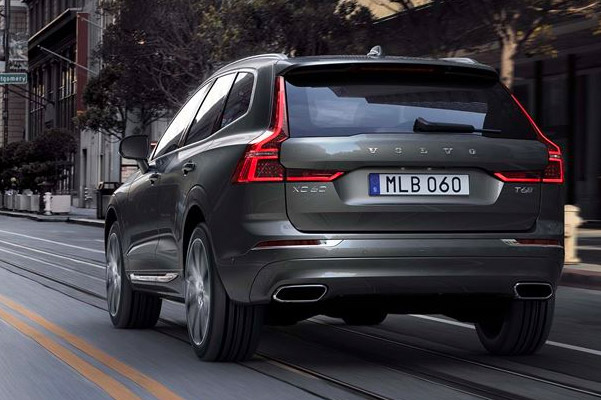 2019 Volvo XC60 Horsepower, MPG & Performance Features