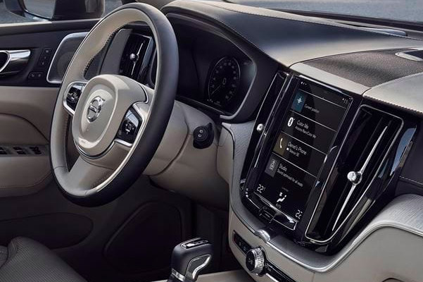 2019 Volvo XC60 Interior Features & Technology