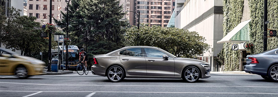 the 2019 Volvo S60 safety