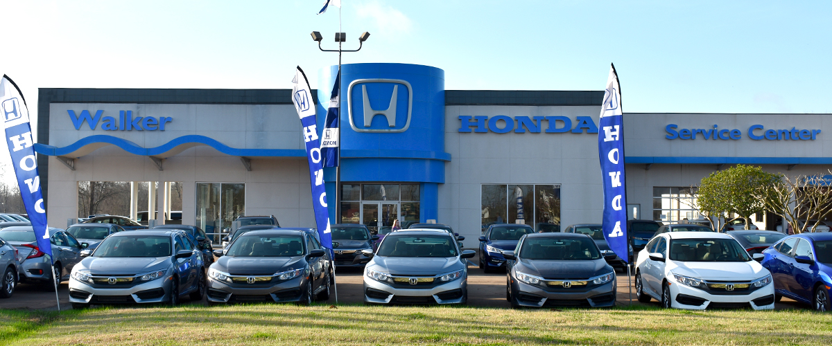 Honda Dealerships In Louisiana >> Why Buy At Walker Honda Honda Dealership In Alexandria La