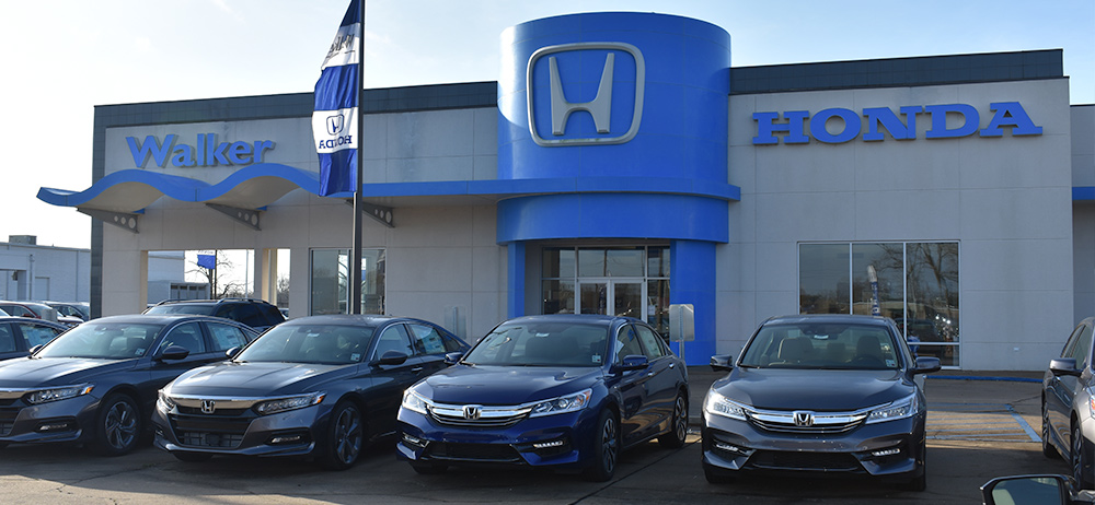 Why Buy from Walker Honda?