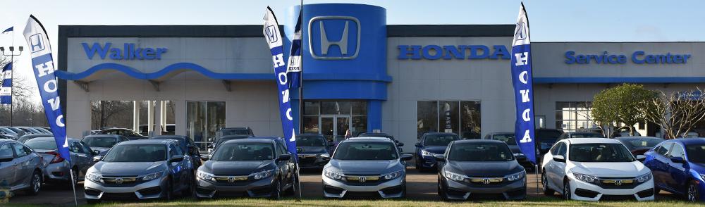 Why Buy at Walker Honda | Honda Dealership in Alexandria, LA