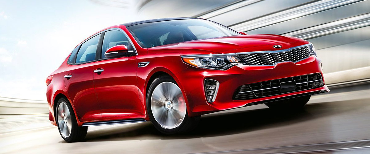 2018 Kia Optima header